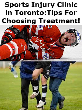 Sports Injury Clinic Toronto