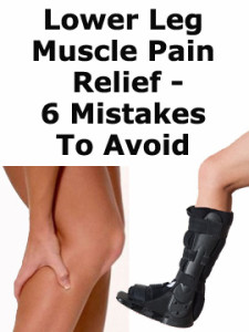 Leg Muscle Pain