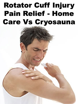 Rotator Cuff Injury Pain Relief