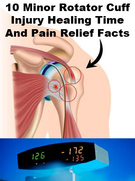 Rotator Cuff Injury Healing Time