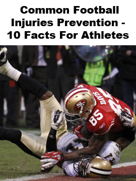 Football Injuries Prevention