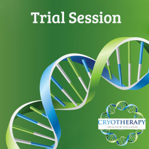 Whole Body Cryotherapy Trial Session