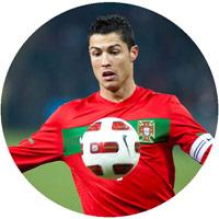 Cristiano Ronaldo Cryotherapy soccer