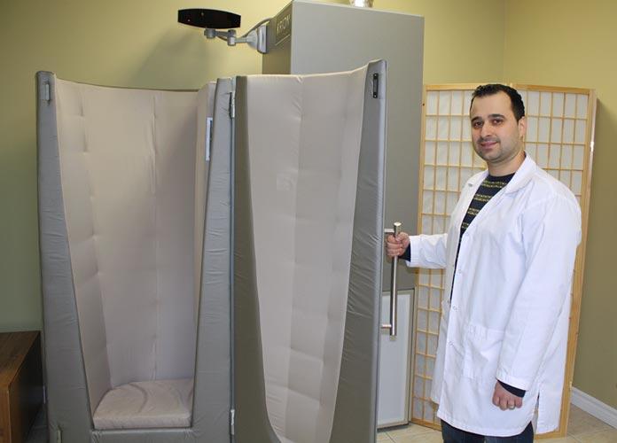 Cryotherapy Toronto Cryosauna by Health and Wellness Inc