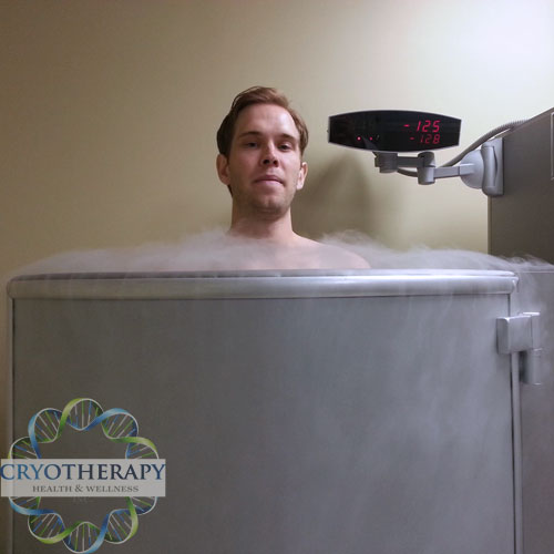 Cryotherapy Toronto clients