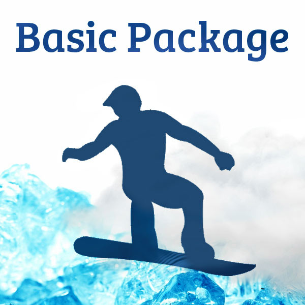 Whole Body Cryotherapy Basic Package