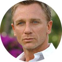 Daniel Craig Cryotherapy