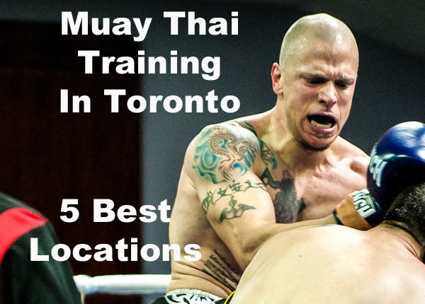 Muay Thai Training In Toronto