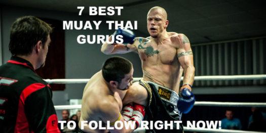 Muay Thai Fighter Gurus