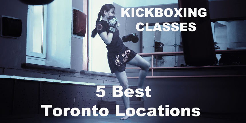 Kickboxing Classes Near Me Toronto
