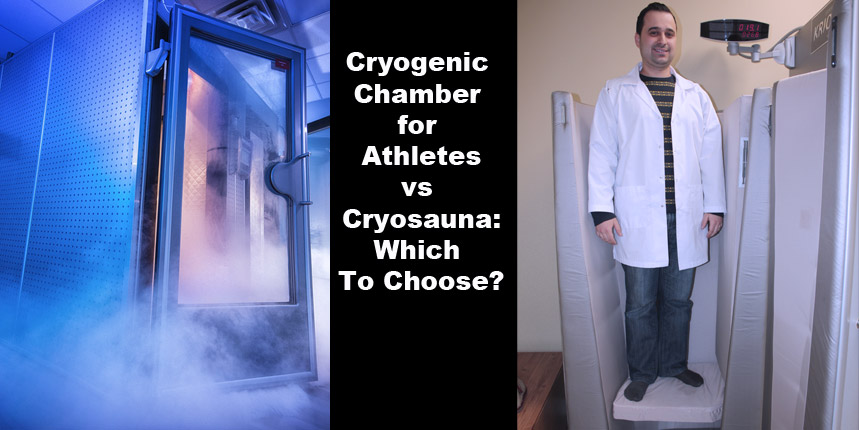 Cryogenic Chamber for Athletes
