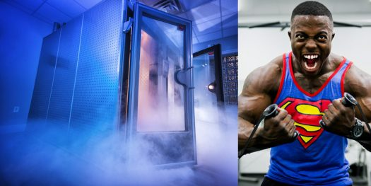 Cryotherapy Chamber for Athletes